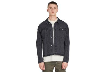 Zanerobe Snitch Denim Jacket - Black
