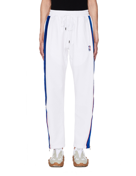 JUST DON Philadelphia 76ers Striped Trousers