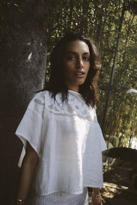 Sessah Luce T-Shirt - White