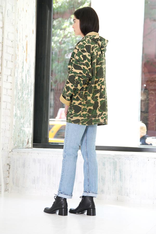 DUO NYC Vintage field jacket