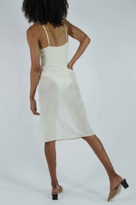 Angie Bauer Carly Skirt - Ivory