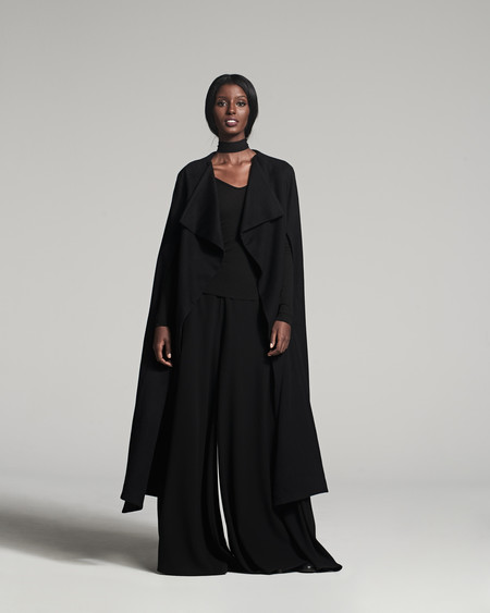 VOZ Apparel Wool Cloak