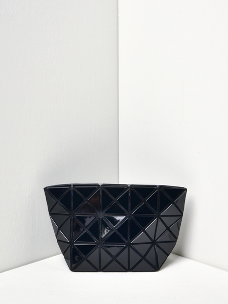 BAO BAO ISSEY MIYAKE PRISM POUCH - Black
