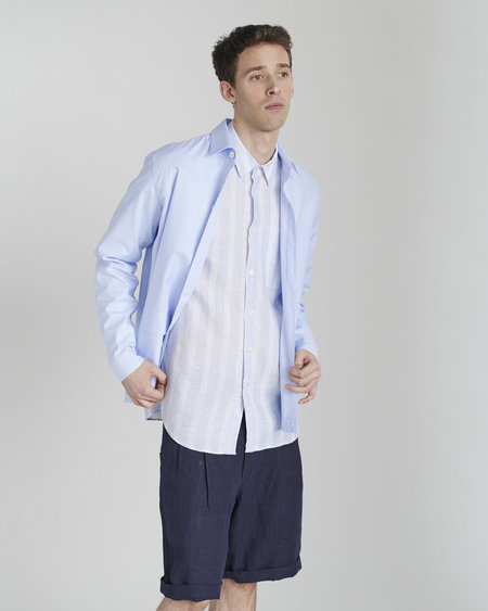 Delikatessen Overshirt - Light Blue