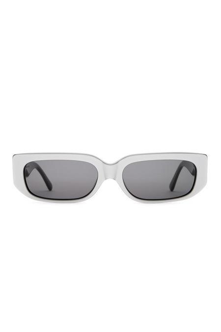 Unisex CRAP EYEWEAR The Paradise Machine Sunglasses - Reflective Shark Grey