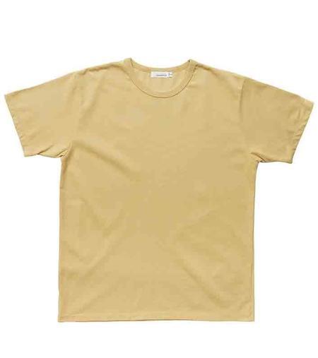 Nanamica Cool Max Jersey T Shirt - Beige