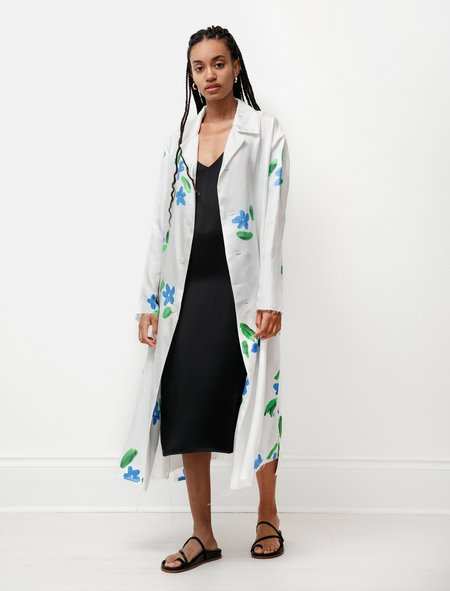 Camiel Fortgens Worker Dress - Silk Flower Print