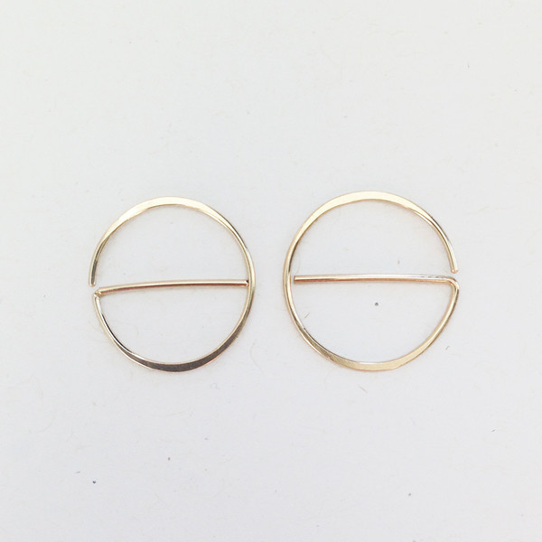 ERICA WEINER - UNIVERSAL NO GOLD EARRINGS