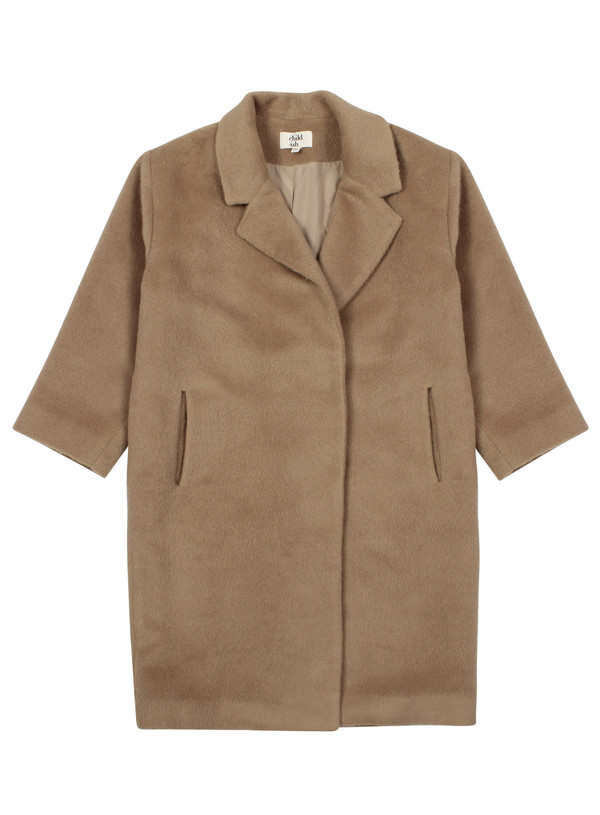 Kid's Child.ish Muna Textured Coat