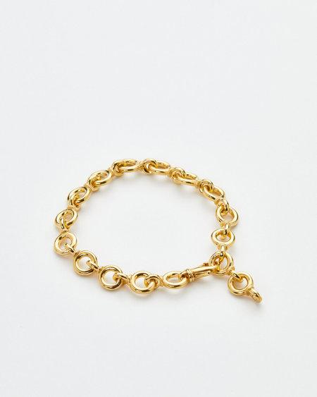 Luz Oritz Park Chain Bracelet - Gold