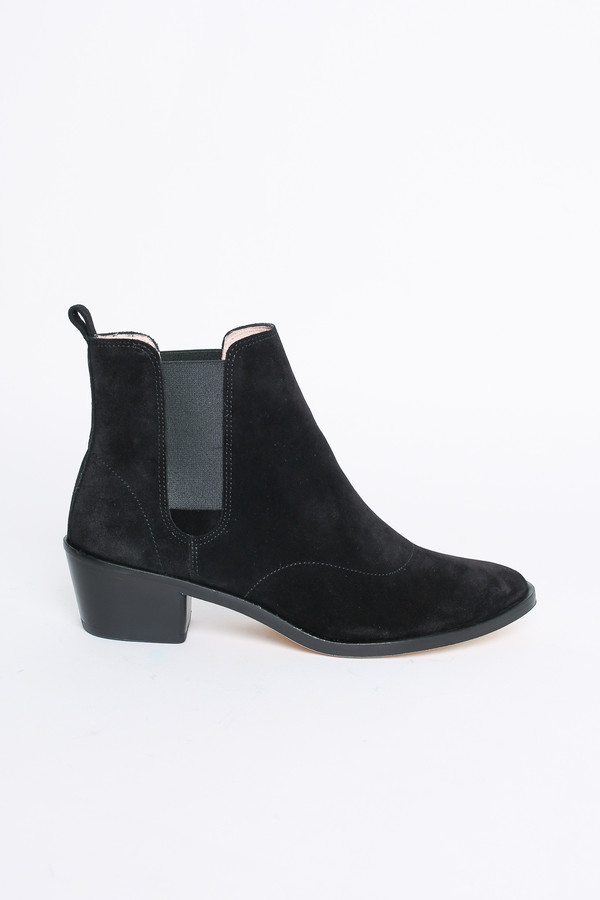 Repetto Auguste boot in noir