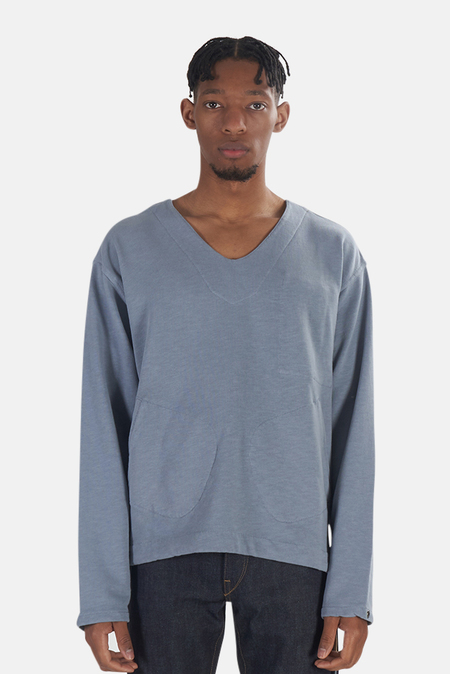 Brandblack Pulaski Pullover Sweater - Taupe Grey