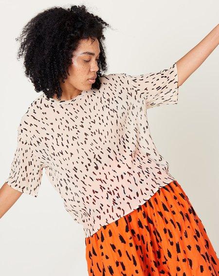 Anntian Softi T-Shirt - Rain Print