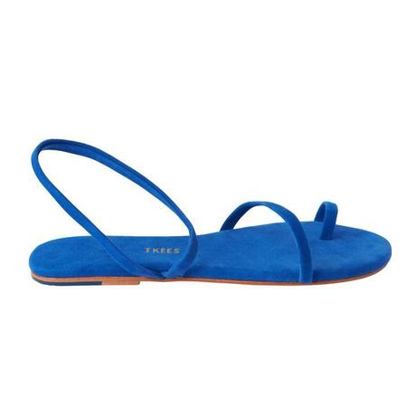 TKEES Mia Sandals - Royal Blue