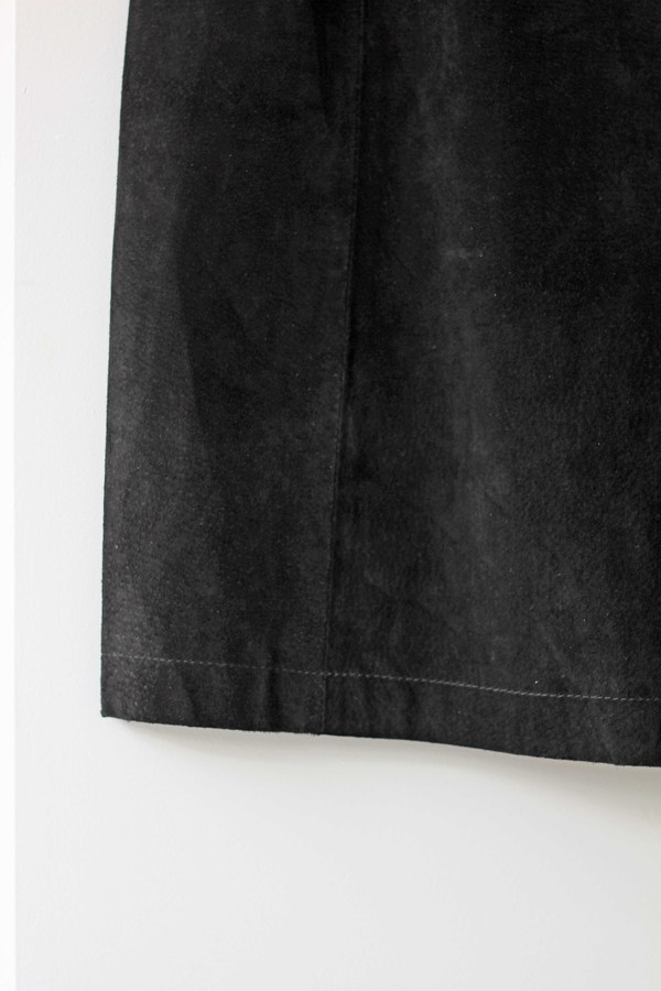 Hey Jude Vintage Suede Mini Skirt