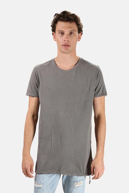 Ksubi Seeing Lines T-Shirt - Vintage Grey