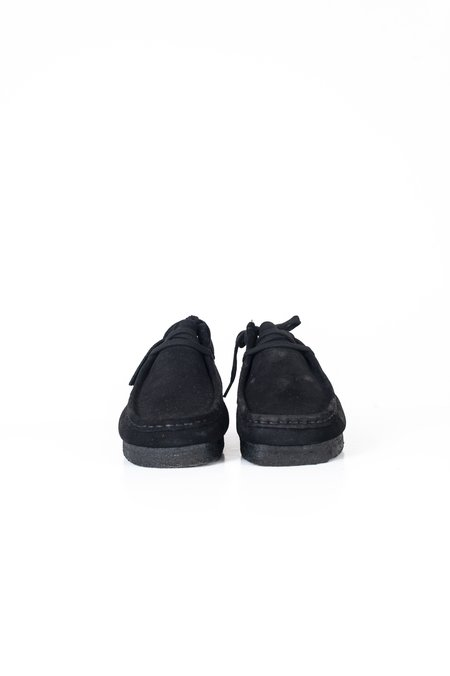 Clarks Wallabee Moccasin - Black