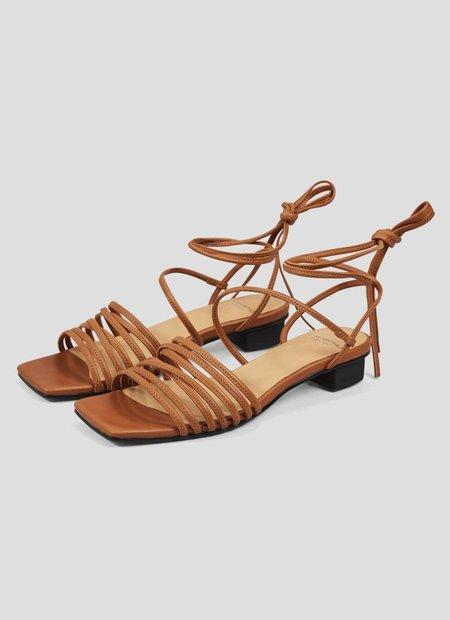 Vagabond Anni Sandal - Saddle