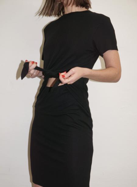 LnA Stevie Dress - Black