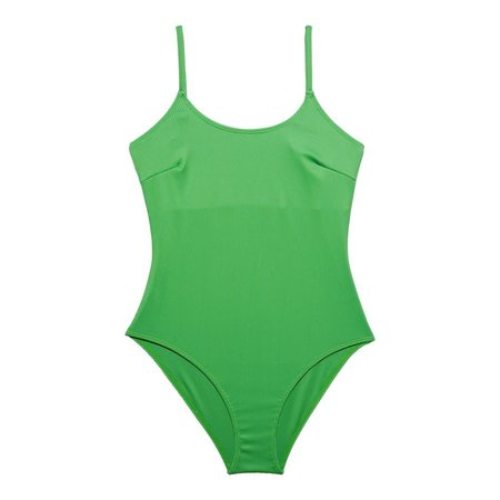 Underprotection Adrianna Swimsuit - Lime