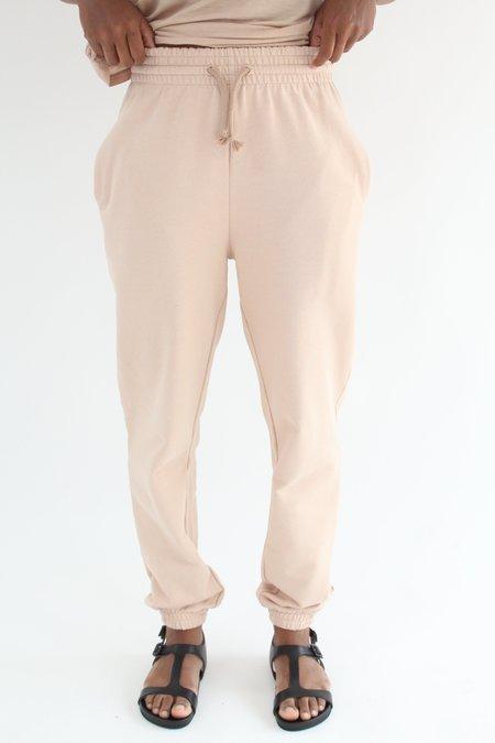 Baserange Sweat Pants - Buff