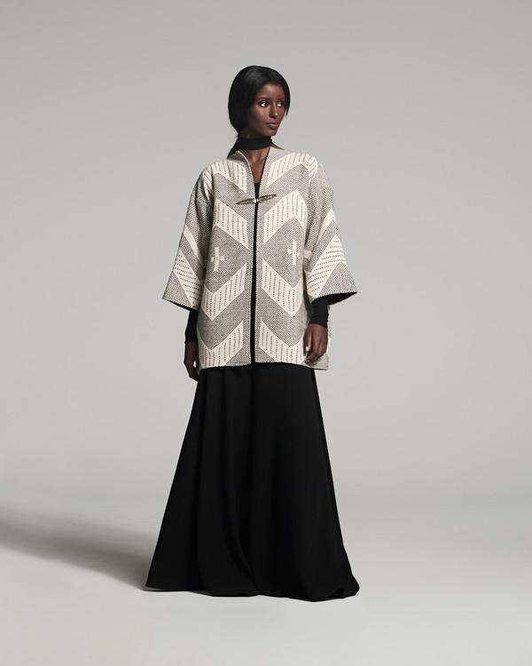 VOZ Ojos Jacket - Ivory