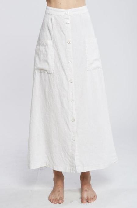 Filosofia Lily Button Down Skirt
