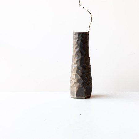 Catherine Auriol Gaïa Céramique Tall Stoneware Vase