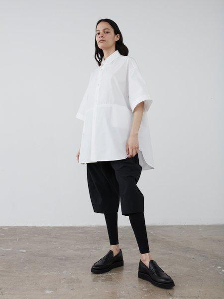 Studio Nicholson Tobasco Shirt - Optic White