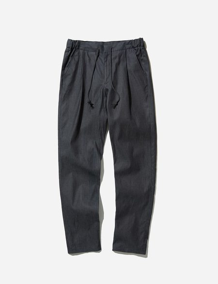 Sentibones Aisance Denim Pants - Dark Indigo