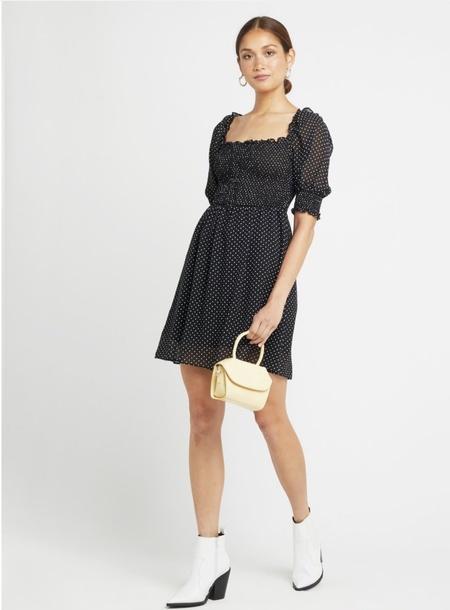 KOURT Fin Dress - Dot