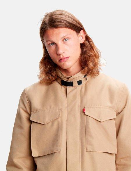 Levi's Sherpa Field Coat - Harvest Gold