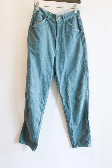 [Pre-loved] Kapital Lace-Up Pants