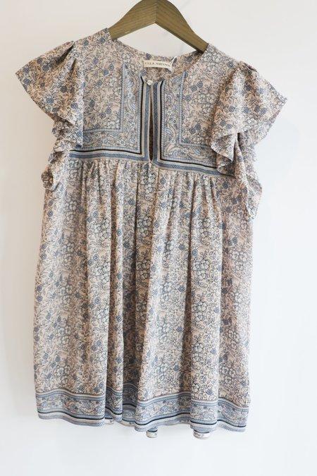 [Pre-loved] Ulla Johnson Silk Blouse - Multi