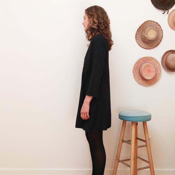 Me & Arrow Dress Basic Dress Black 1