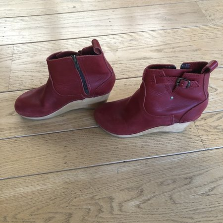[Pre-loved] No. 6 Clog Boots