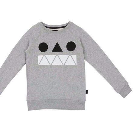 Kids One We Like Monster Sweatshirt