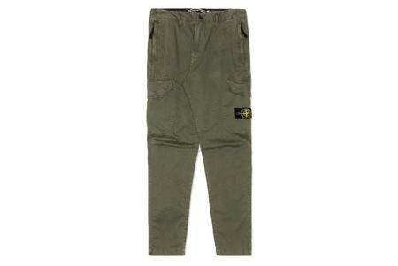 Stone Island Pantalone Regular Pant - Olive Green