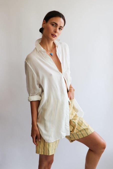[Pre-loved] Yohji Yamamoto Oversized Button Up Shirt
