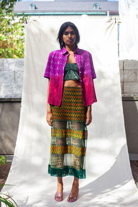 Abacaxi Media Skirt - Mixed
