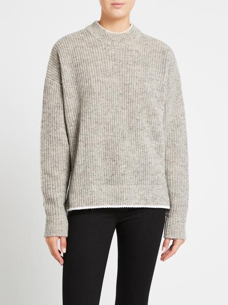 Camilla and Marc Trinity Sweater - Shepherd Fleck