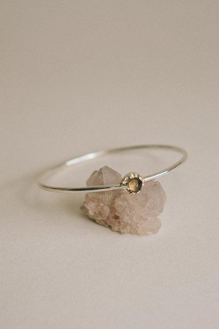 Allison Bartline Smokey Quartz Pulsar Bracelet