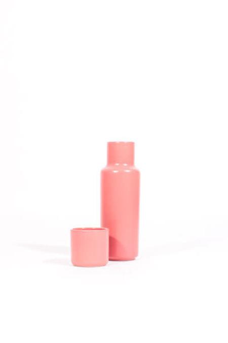Lagos del Mundo Ceramic Carafe - Pink