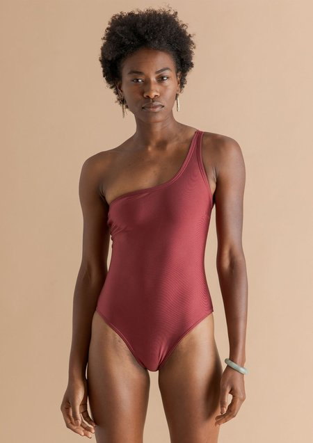 Salt and Sunscreen Mintas One Piece Swimsuit