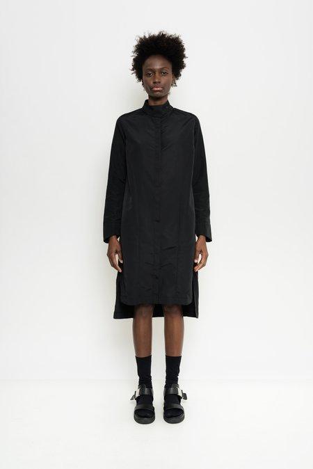 Uma Raquel Davidowicz Bulgaria Long Sleeve Nylon Shirt Dress