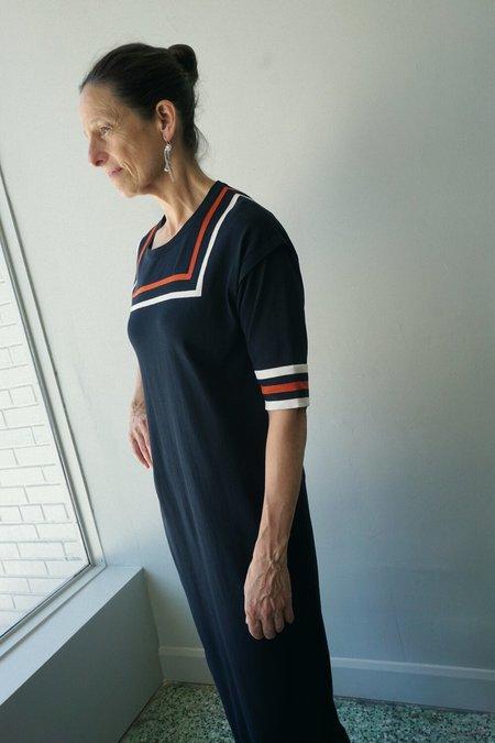 Sartoria Vico Knit Dress - Navy