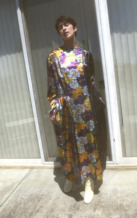Renata Brenha Sonora Dress No. 15 - Floral Multi