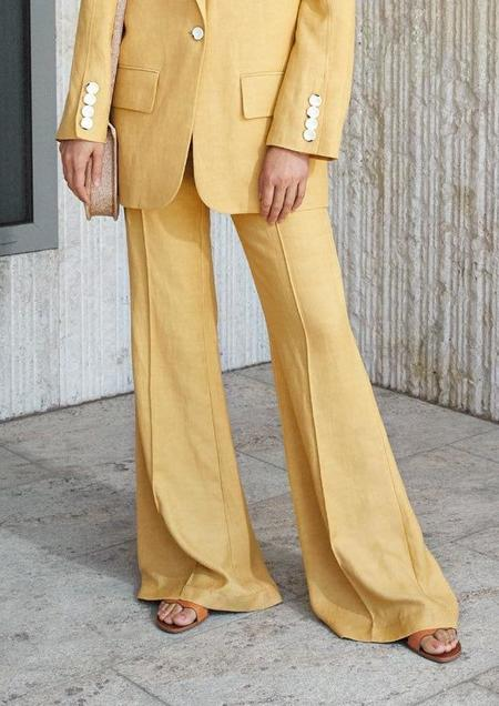 Uma pants - Sunshine yellow