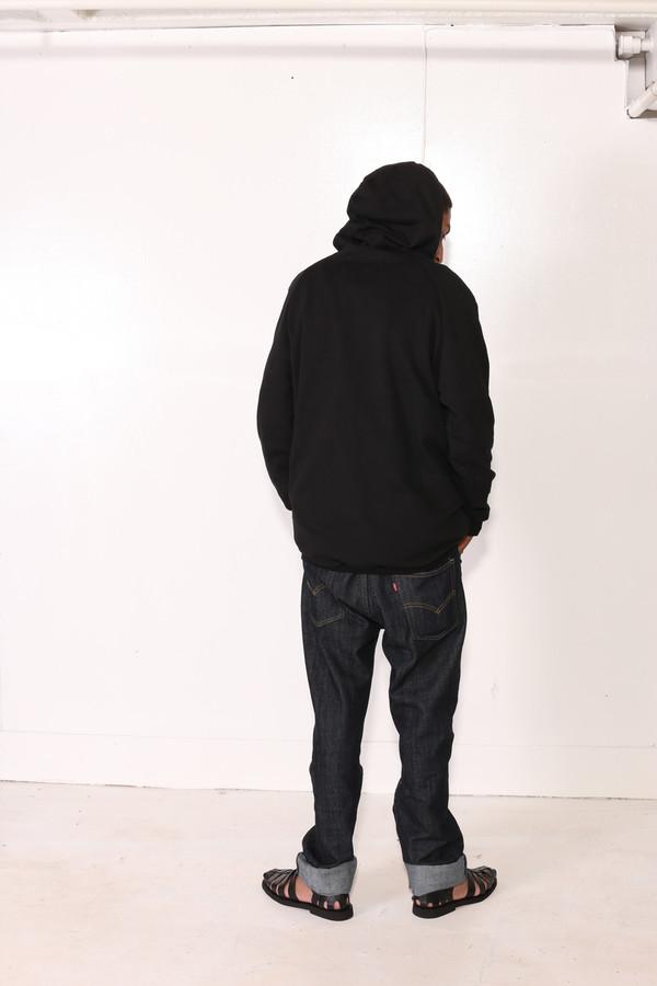 Intentionally Blank NASTOR HOOD Black