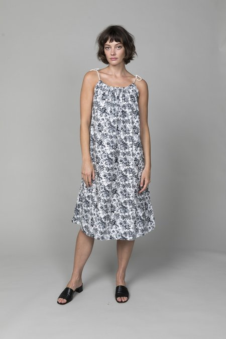 Pipsqueak Chapeau Normandy Dress - Black Floral